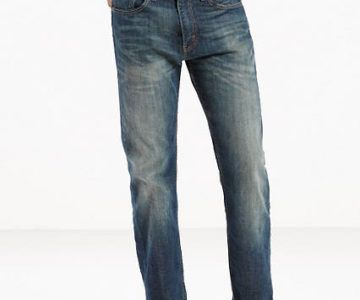 LAST CHANCE – Levi's 505™ Regular Fit Jeans are $20.99 after coupon