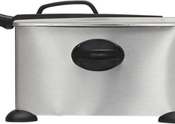 3.7-Quart Deep Fryer on sale for just $19.99