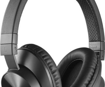 Insignia Over Ear Wireless Headphones on sale for $24
