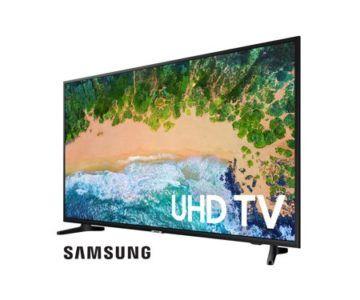 Samsung 50″ 4K UHD HDR Smart TV on sale for $328