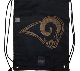 NFL, NBA and NCAA Drawstring Backpacks on sale for UNDER $5