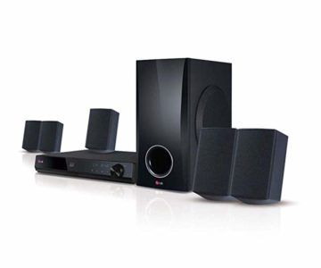 50% off LG Electronics 500W Surround Sound Blu-Ray Home Theater System