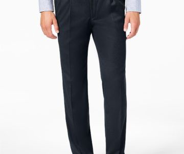 Ralph Lauren Men's Classic-Fit UltraFlex Pants are only $19.99 (originally $95)