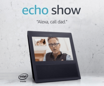 Amazon Echo Show on sale for $50 (originally $190)