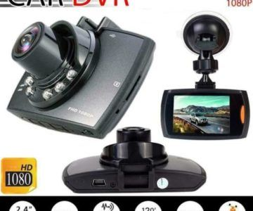 2.4″ HD Dash Cam with Night Vision for $5.59 + Free Shipping after code