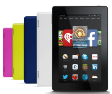 Amazon Fire Tablets on sale for $29