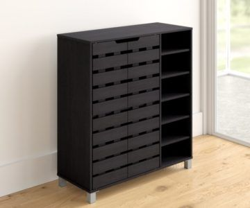 24 Pair Shoe Storage Cabinet on sale for $149.99 w/Free Shipping