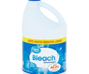SHIPPING NOW – 1 Gallon Bleach for $2.67