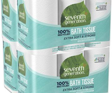 ACT FAST – 48 rolls of Toilet Paper for Under $30 w/Free Shipping