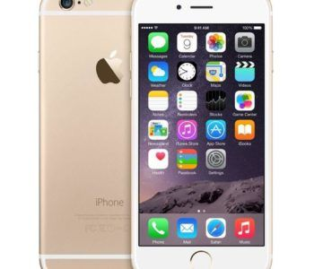 Gold Apple iPhone 6 on sale for just $55 Shipped