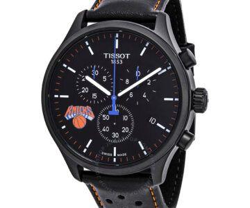 TISSOT NBA New York Knicks Men's Watch is just $194 (Normally $375)